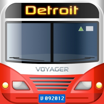 vTransit - Detroit public transit search