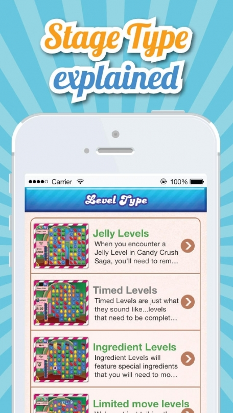 300+ Guide for Candy Crush Saga