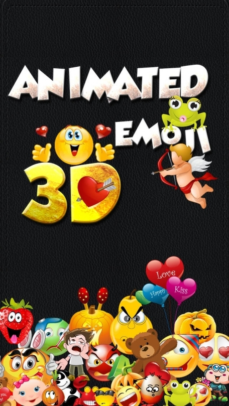Animated 3D Emoji