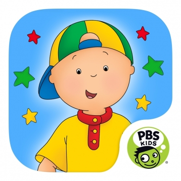 Caillou Let\'s Pretend