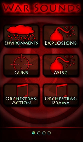 War Sounds - SoundBox