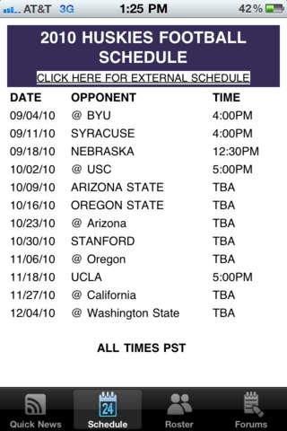 Washington Huskies - University of Washington Football News