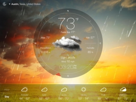 Weather Live Reloaded