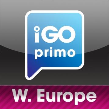 Western europe igo primo app navigation app review ios 3799 western europe igo primo app publicscrutiny Image collections