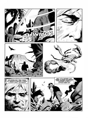 Western Gothic Comics