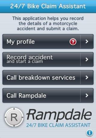24/7 Bike Claim Assistant