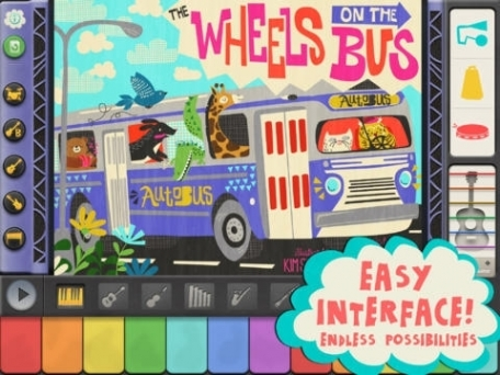 Wheels on the Bus Band