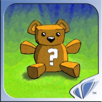 Where is my Little Square Bear