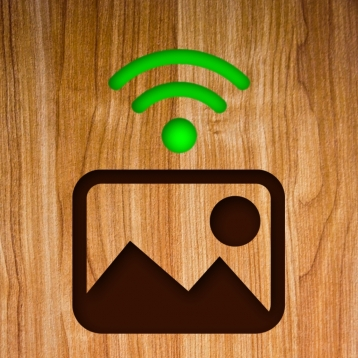 Wifi Photo for iPhone