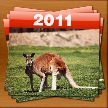 Wildlife Calendar 2011
