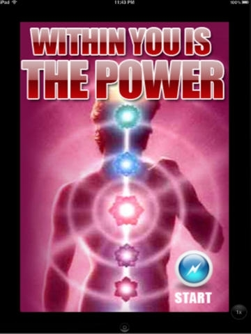 Within You is Power