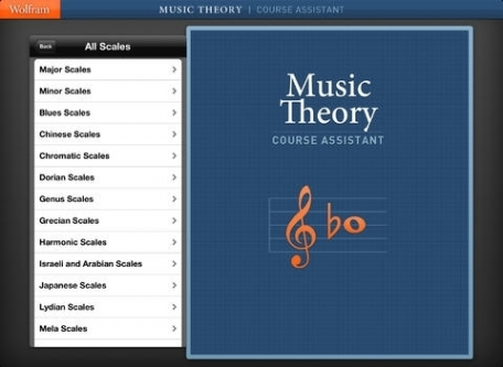 Wolfram Music Theory Course Assistant