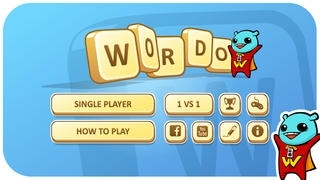 Wordo - Fun Word Puzzle Game