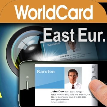 WorldCard Mobile – Eastern Europe version