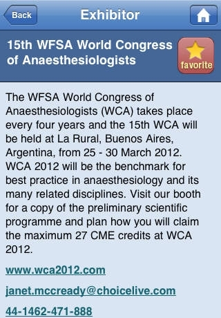 ANESTHESIOLOGY 2011
