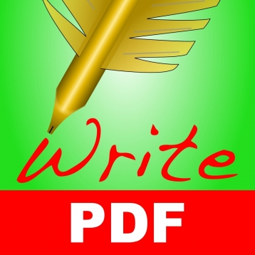 WritePDF for iPhone/iPod Touch