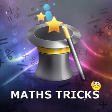 100 Math Tricks