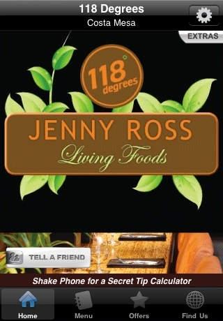 118 Degrees: Jenny Ross Living Foods