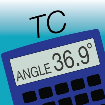 Tradesman Calc -- Trades Math and Conversion Calculator for Engineering, Welding, Aviation, Drafting, Metal Fabrication, Automotive Service Technology, Trigonometry and More