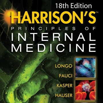 Harrison\'s Principles of Internal Medicine - Official Reference eBook for Doctors, Healthcare Professionals, and Students