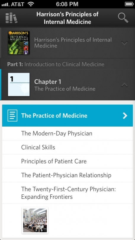 Harrison's Principles of Internal Medicine - Official Reference eBook for Doctors, Healthcare Professionals, and Students