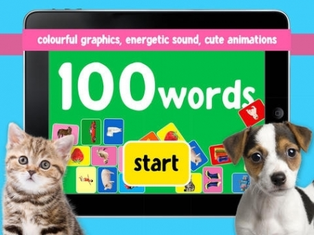 100 words for Babies & Toddlers