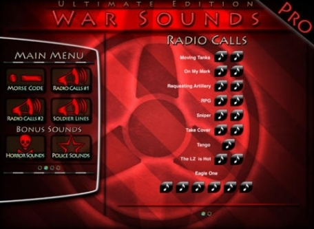 250+ War Sounds - Ultimate Pack