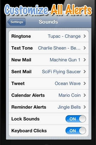 1000+ Alert Tones Free - Customize SMS, MMS, email, tweet, calendar, reminder, and more