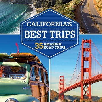 Lonely Planet California\'s Best Trips - Official Road Trip Guide From Your Favorite Travel Book