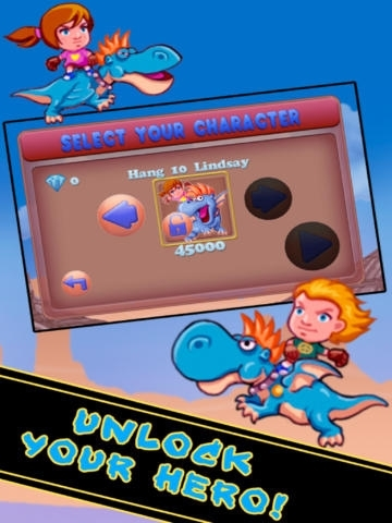 Flying Bubble Dragons : A Fun Dash out of the Blue Diamond Kingdom - Free Mobile Edition for iPhone & iPad