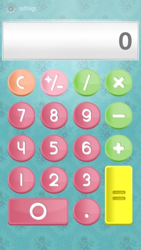 •Calculator
