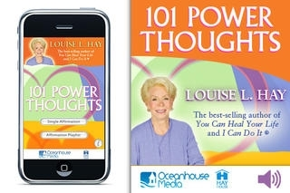 101 Power Thoughts - Louise L. Hay