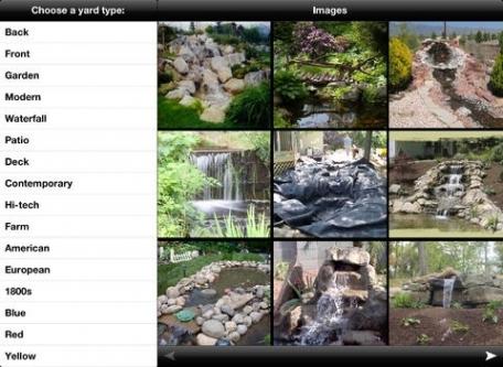 Yard and Garden Ideas Catalog