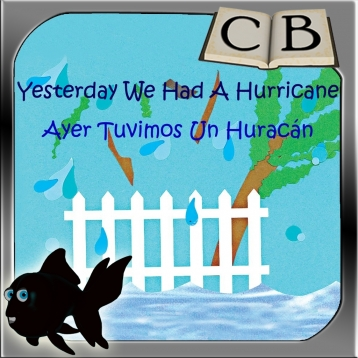 Yesterday We Had A Hurricane - A Blackfish (Bedtime Lite Apps Customizable Kids Free Interactive Stories HD) Children\'s Book