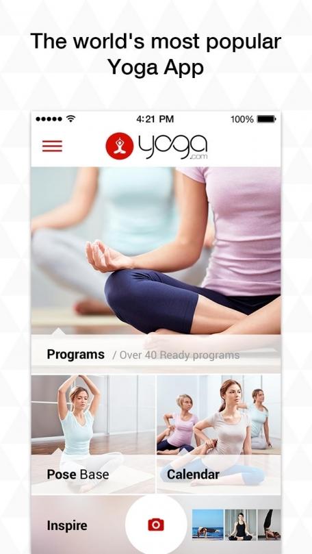 Yoga.com Studio: 300 Poses & Video Classes