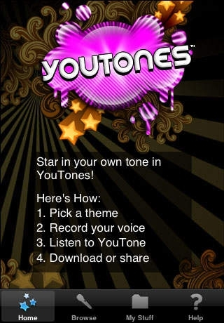 YouTones - Ringtone Recorder with Voice Effects
