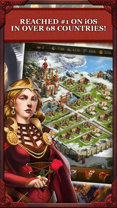 Kingdoms of Camelot: Battle for the North ®