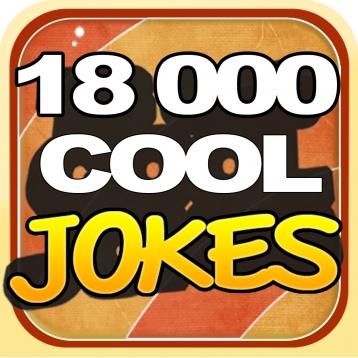 18,000 COOL JOKES
