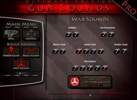100+ Gun Sounds Guide - Ultimate Pack