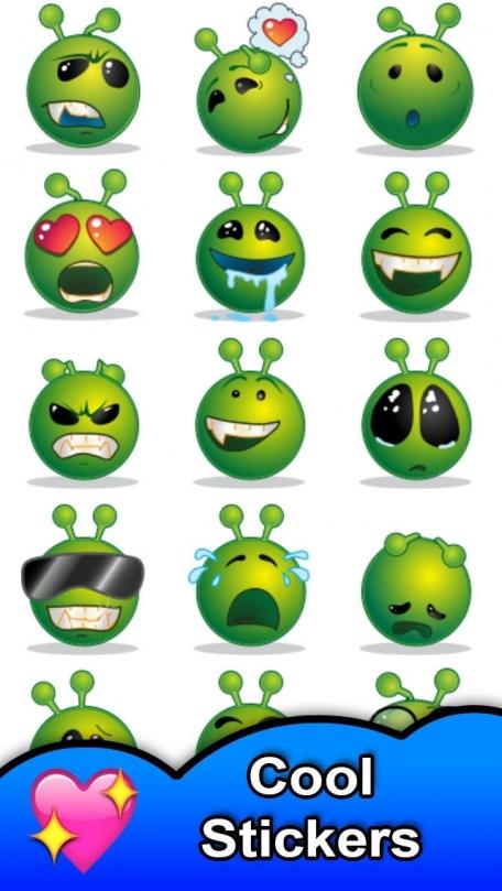 Emoji 3 FREE - Color Messages - Best Emoticon Emojis Sticker for SMS, Facebook, Twitter