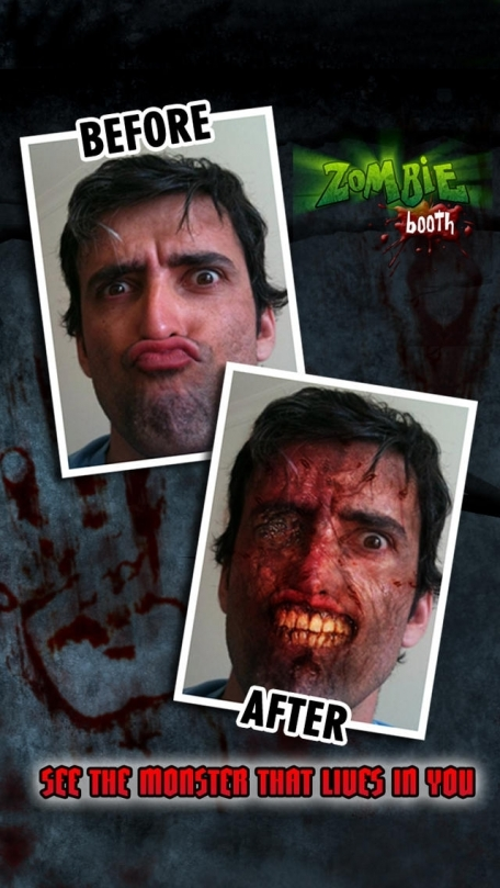 Zombie Booth: The Horror Machine