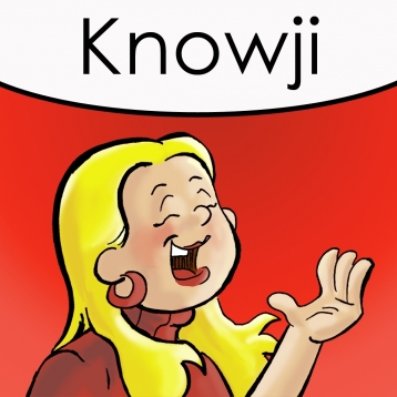 Knowji Vocab 8 Audio Visual Vocabulary Flashcards: A learning, memorization and pronunciation system with spaced repetition, ages 13 to 99 and SAT, ACT and GRE exam takers.