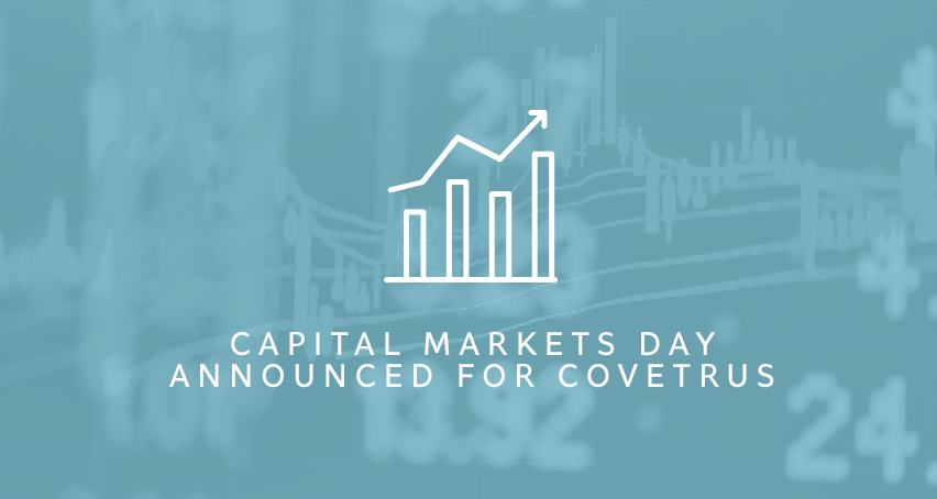 Capital Markets Day Announced for Covetrus on Monday, February 4, 2019 in New York City