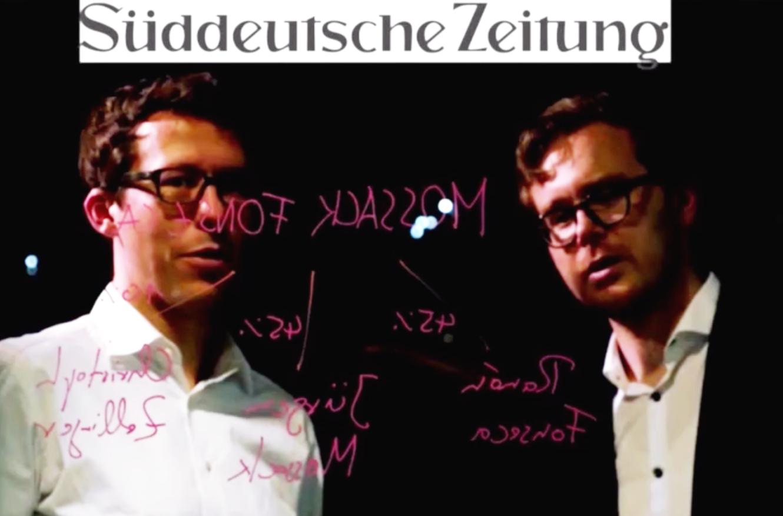Suddeutsche Zeitung Journalists