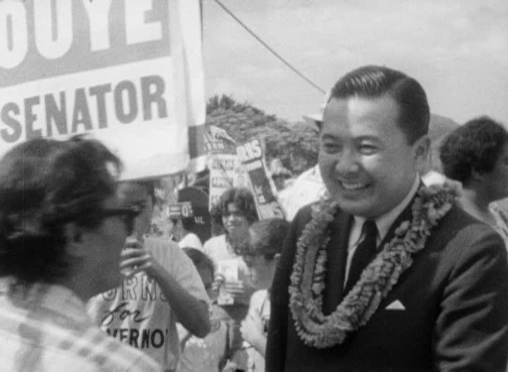 Senator Daniel K. Inouye Oral History Project