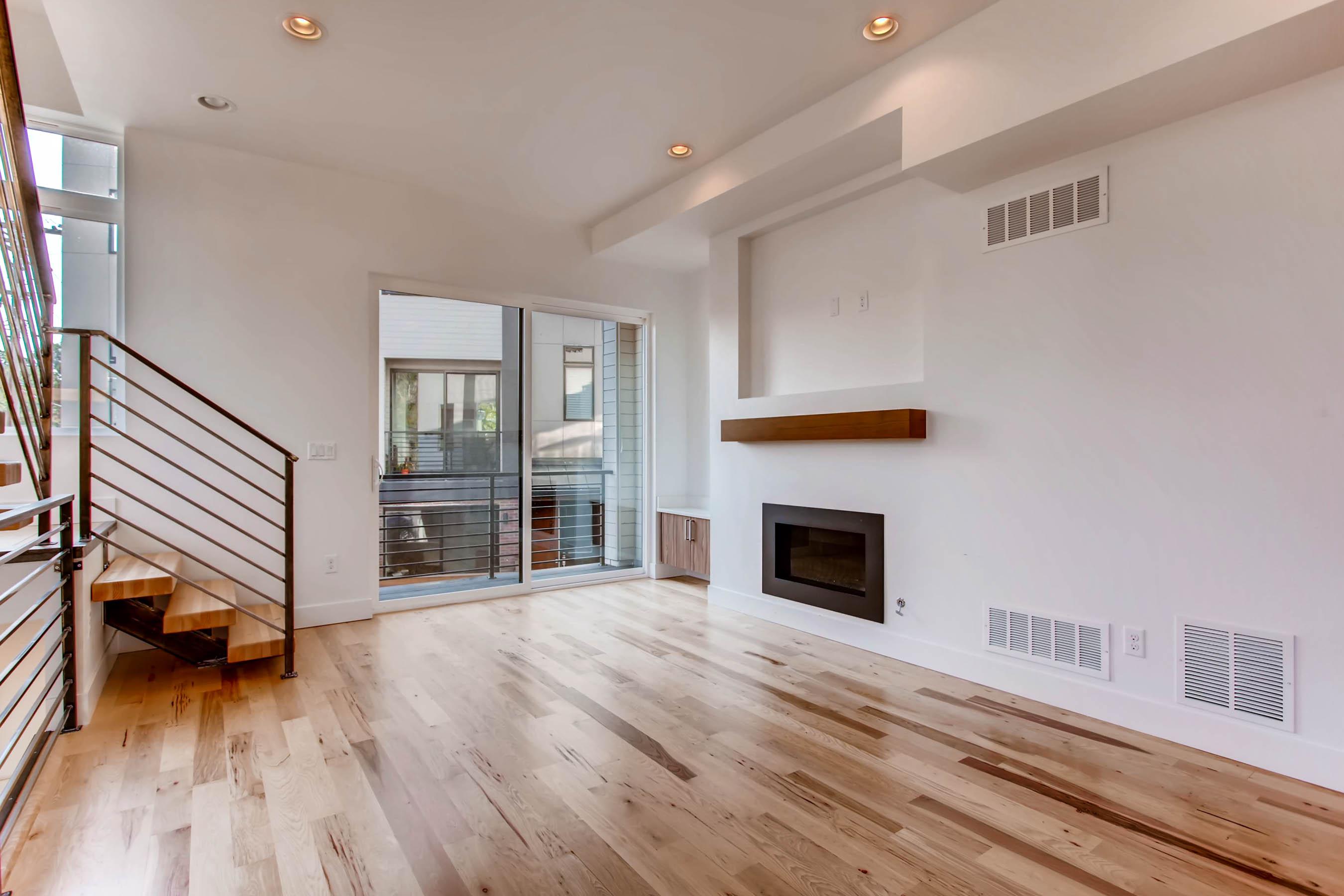 2248 W. Powers Avenue Interiors