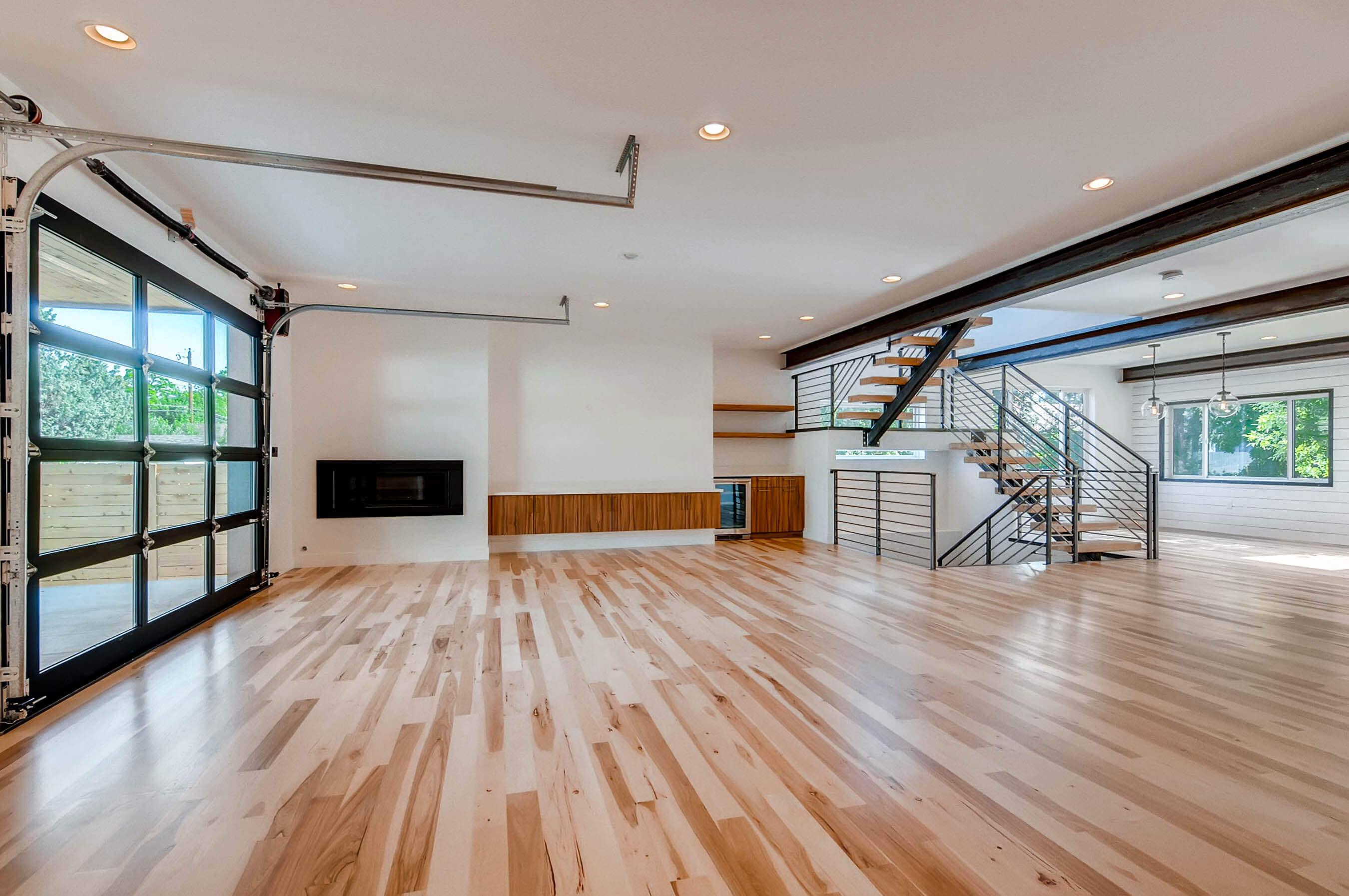 2261 S. Ogden Street Interiors