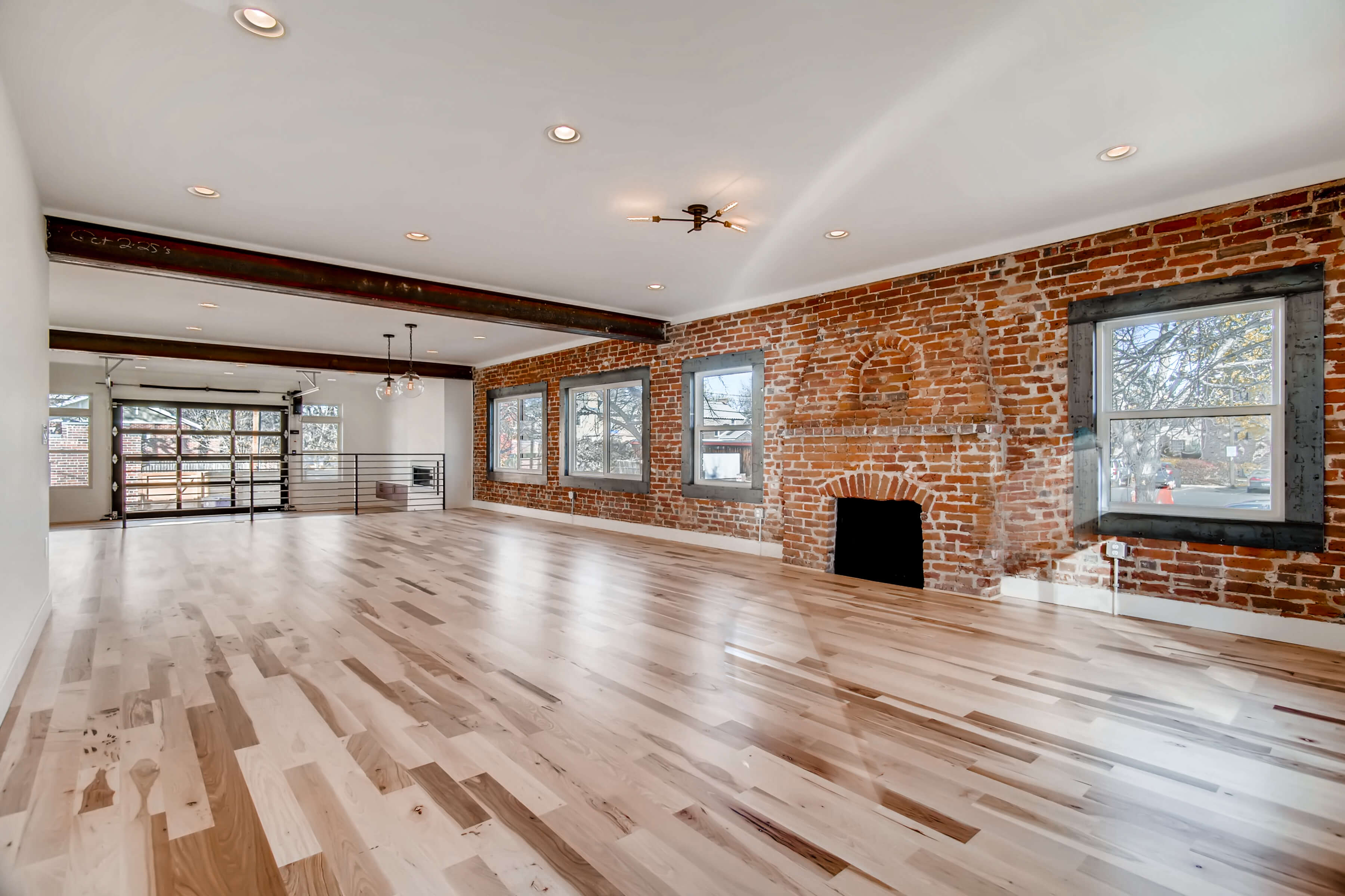 2085 Kearney Street Interiors