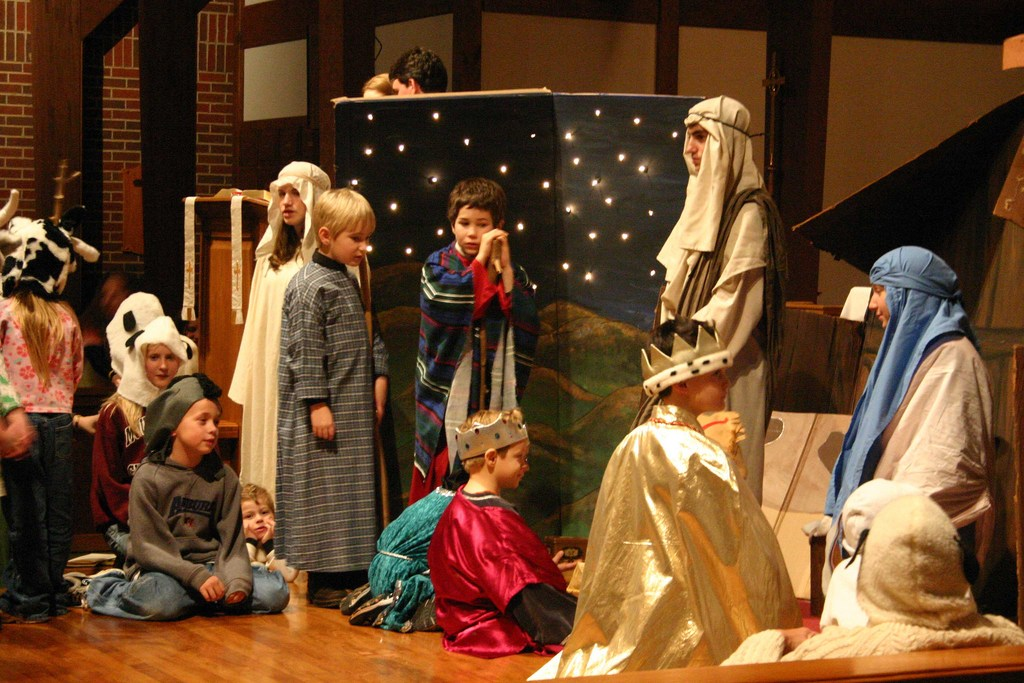 Room Divider Scenery | Christmas Pageant | Pinterest