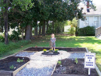 Biblical Herb Garden | TRINITY CHURCH, CLANTON